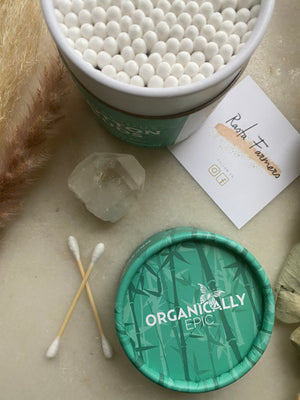Organically Epic - Bamboo Cotton Buds - 200 Pack