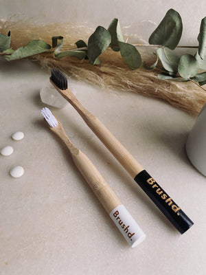 Brush'd - Bamboo Kids Toothbrush