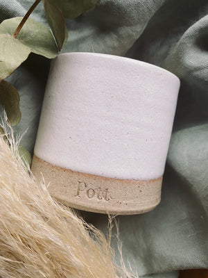 Pott Candle - Terra Candle - 50hr Burn Time