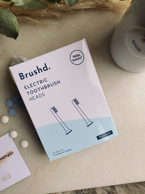 Recyclable Electric Toothbrush Heads - Philips Sonicare