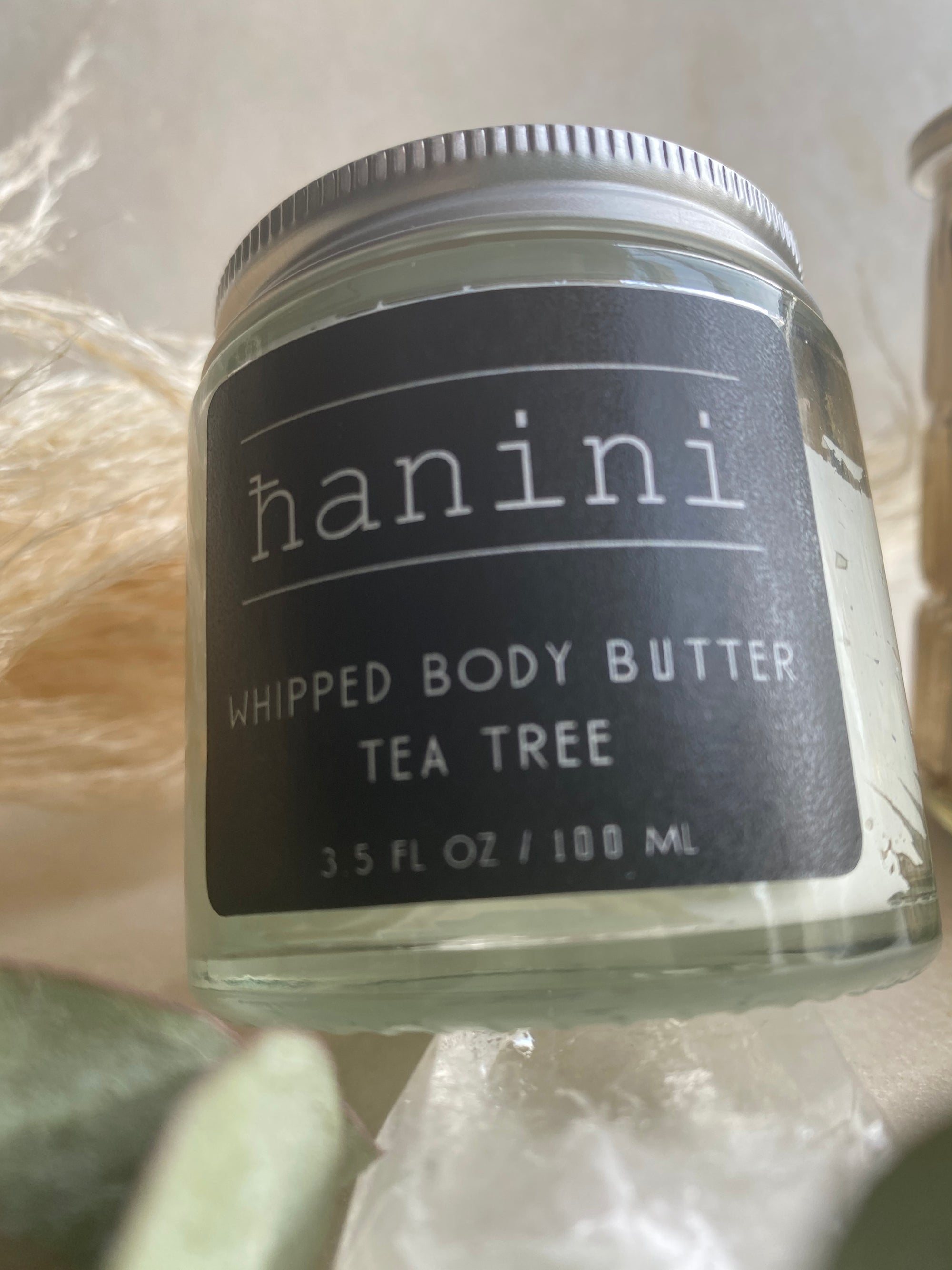 Hanini Soaps - Whipped Tea Tree Body Butter