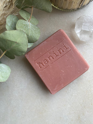 Hanini Soaps - REVIVE Clay Natural Soap - Red Clay