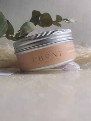 Eboni Cosmetics - Natural Body Butter - Sweet Orange