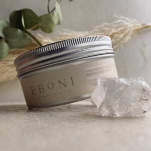 Eboni Cosmetics - Natural Body Butter - Vanilla & Coconut