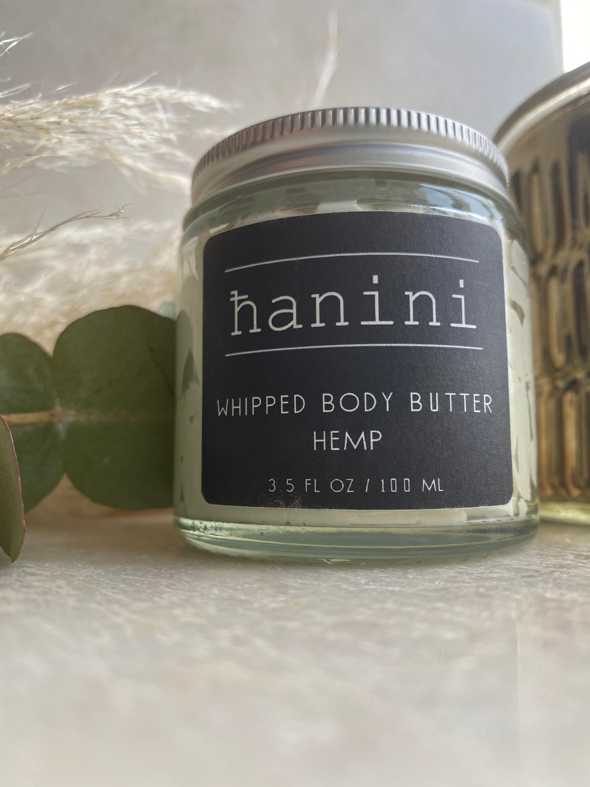Hanini Soaps - Whipped Hemp Body Butter