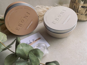 Eboni Cosmetics - Natural Body Butter - Unscented