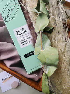 UpCircle - Body Scrub - Coffee & Peppermint