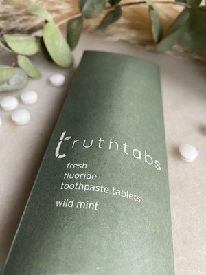 Truthbrush - Toothbrush Tablets