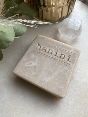 Hanini Soaps - DETOX Clay Natural Soap - Bentonite Clay