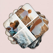 Personalised Story Photo Montage Coasters