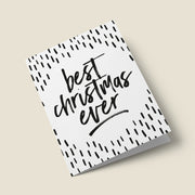 'Best Christmas Ever' Christmas Card