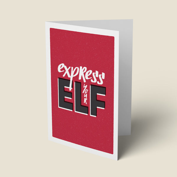 Express Your Elf
