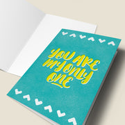 You Are My Only One - Valentine's Day Card
