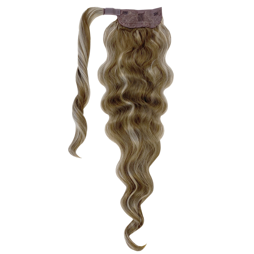 WRAP PONYTAIL OCEN WAVE - Wigsdepot