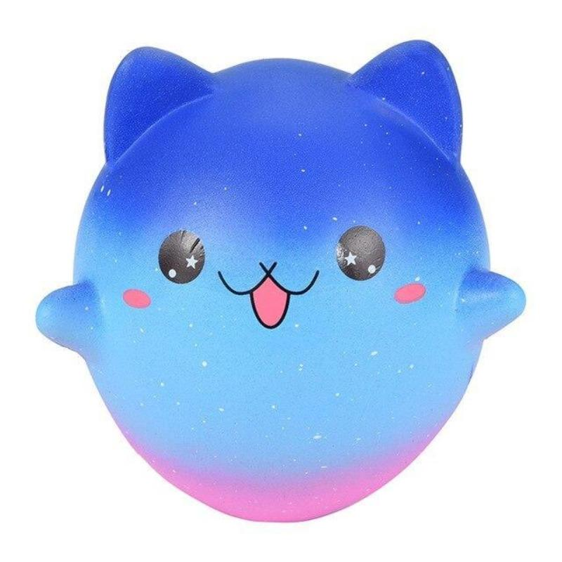 squishy galaxy cat