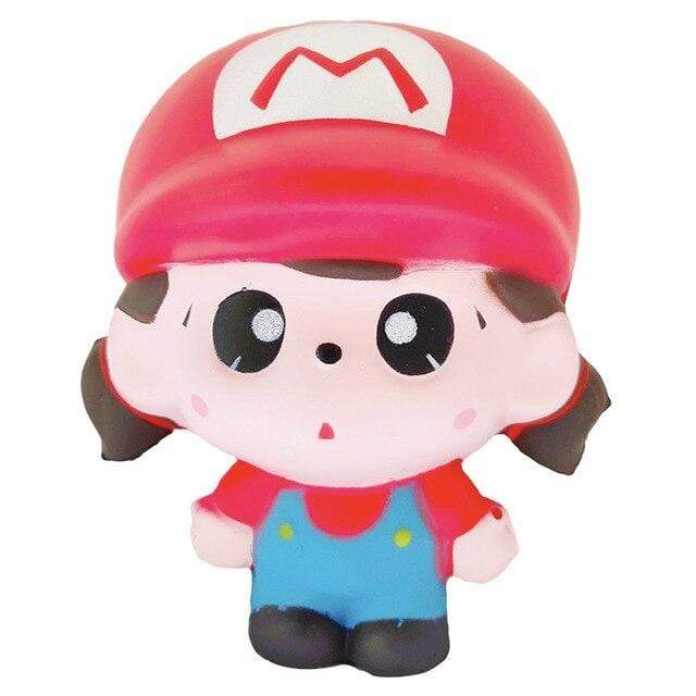 Squishy<br> Mario Fille
