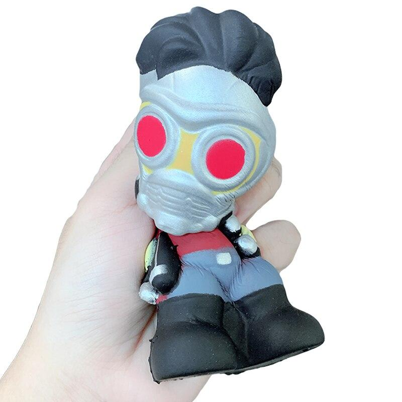 Squishy<br> Star-Lord