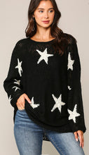 Load image into Gallery viewer, Star Sweater Tunic Gold