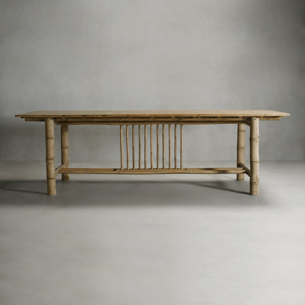 KUSEN-BAMBOO DINING TABLE-02