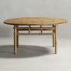 KUSEN-BABMOO ROUND COFFEE TABLE RND-01