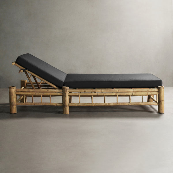 KUSEN-BAMBOO SINGLE SUN BED-01-Stone