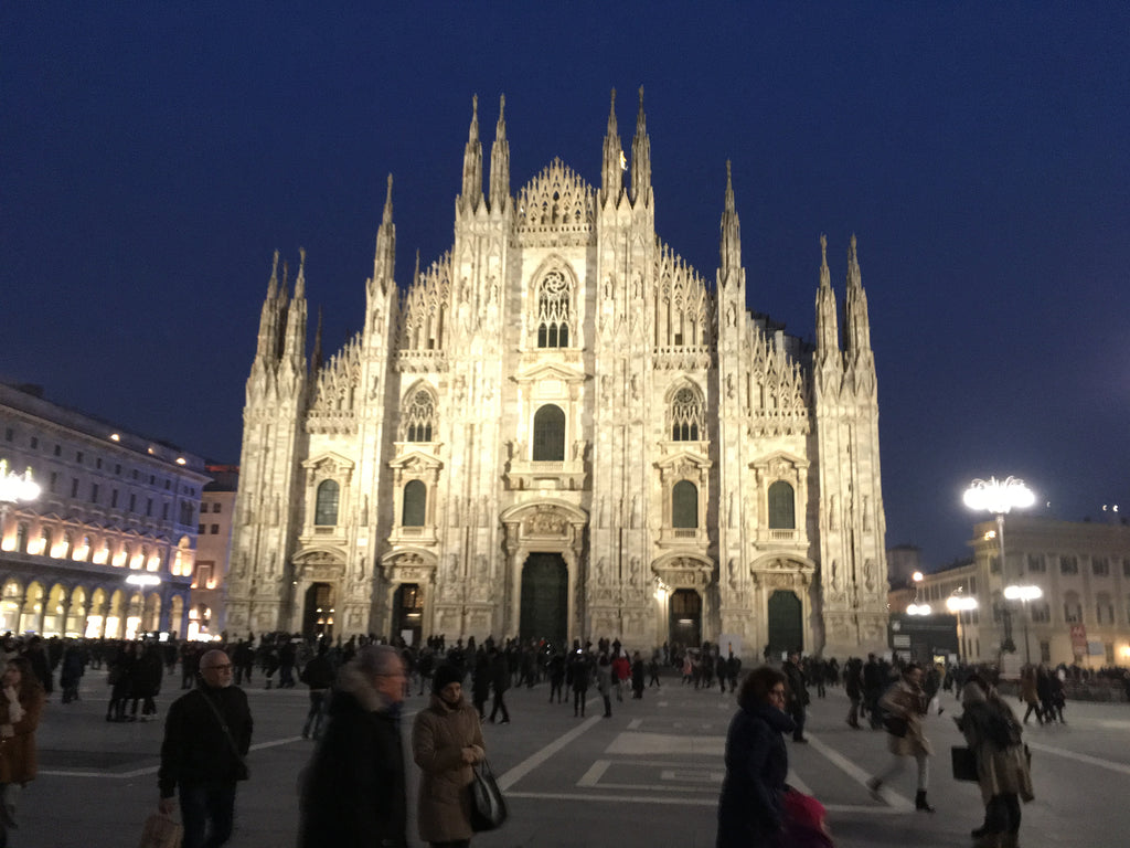 NetDecor Travels to HOMI, Milano, Italy