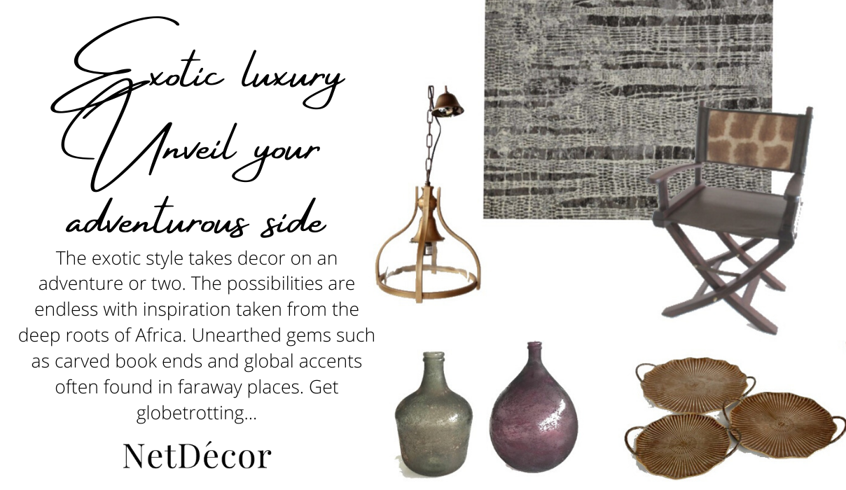 NETDECOR LOOK BOOK