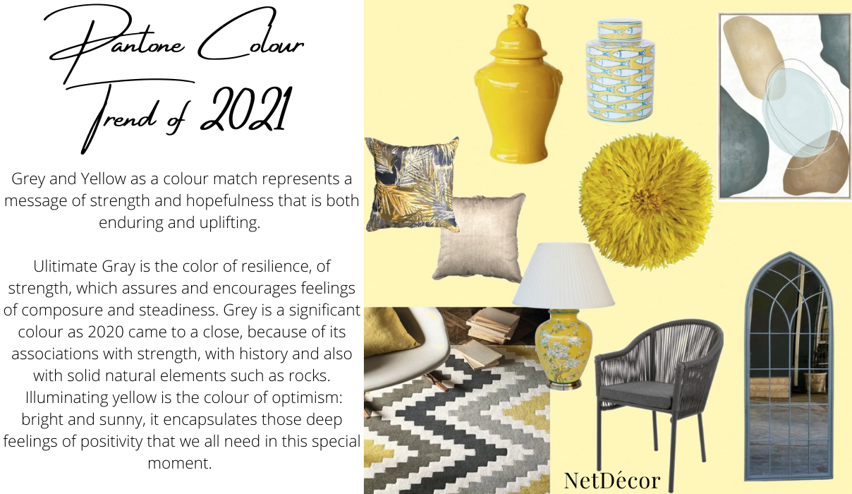 NetDecor, Colour Trends