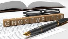 Need a GHOSTWRITER for your own book?
