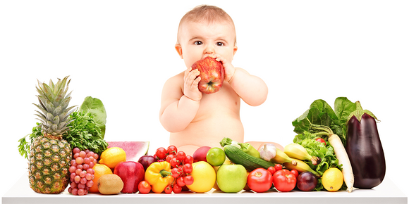 Why Organic Baby Food?