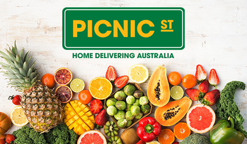 grocery shopping online at Picnic Street
