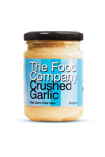 The Food Company Garlic Crushed 250 G