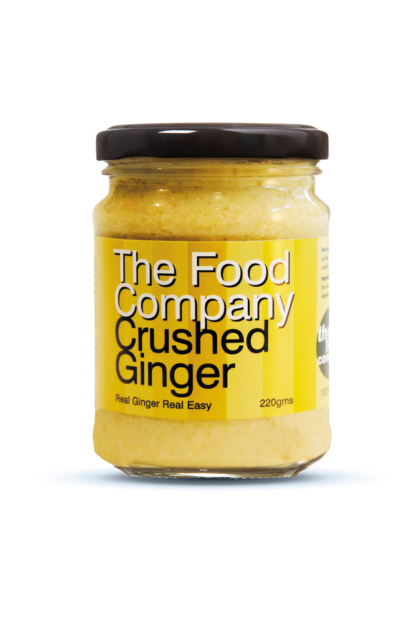 The Food Company Ginger Crushed 220 G