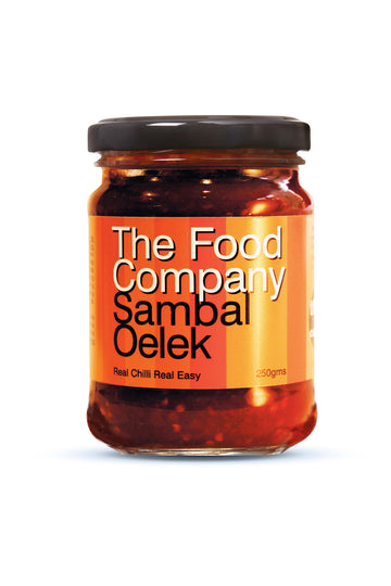 The Food Company Sambal Oelek 250 G