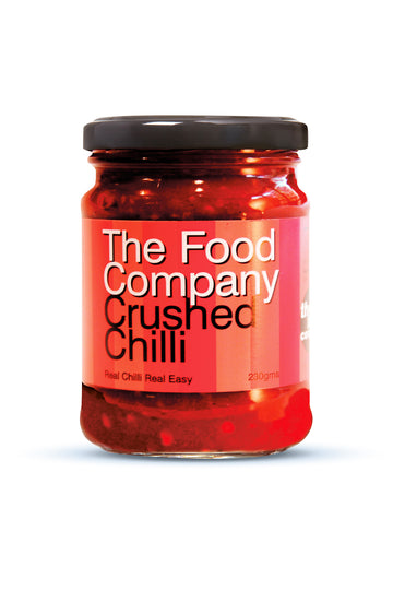 The Food Company Chilli Crushed 230 G