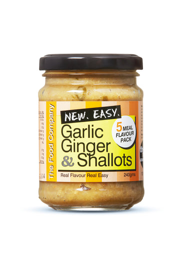 The Food Company Garlic Ginger & Shallots 240 G