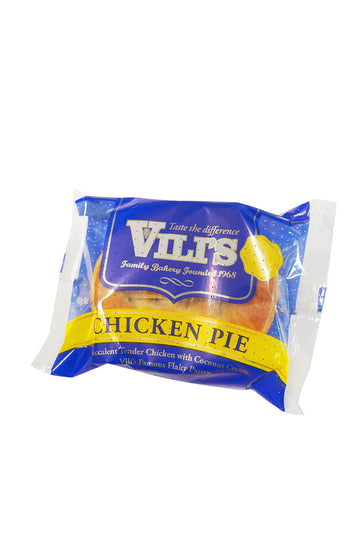 Vili's Halal Chicken Pie 160 G