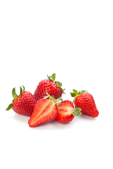 Organic Fresh Strawberries 250g