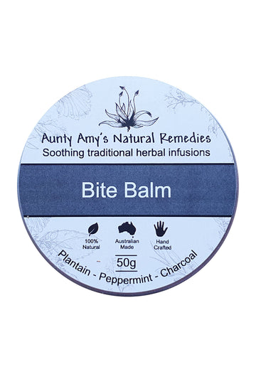 Aunty Amy's Natural Remedies Bite Balm 50 G