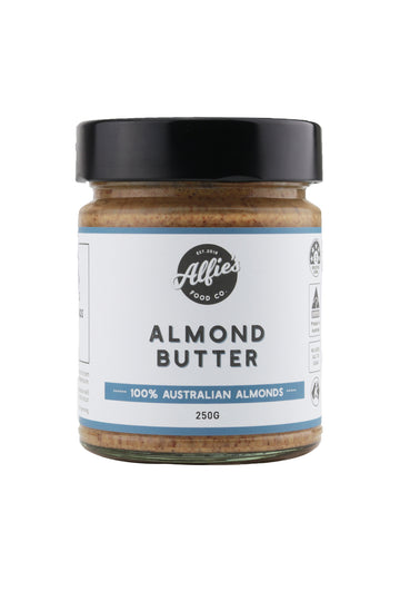 Alfie's Food Co Almond Butter 250 G