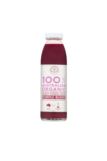 Australian Organic Food Co Purple Blend 350ml