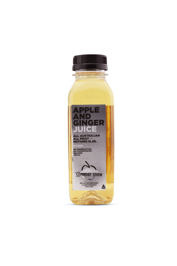 Summer Snow Apple And Ginger Juice 350 ML