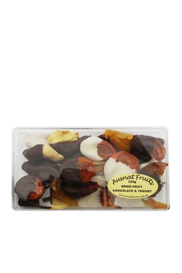 Ausnat Fruits Dried Fruit Chocolate & Yoghurt 250g