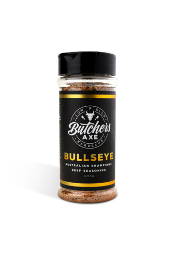 Butchers Axe Bullseye Rub 200 G