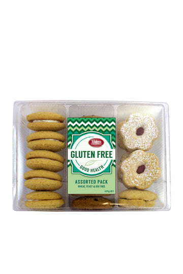 Bakers Collection Gluten Free Assorted Pack 425 G