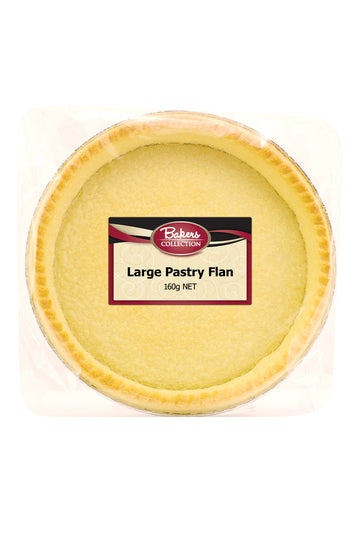 Bakers Collection Large Pastry Flan 160 G