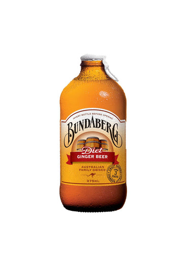 Bundaberg Diet Ginger Beer 375 ML