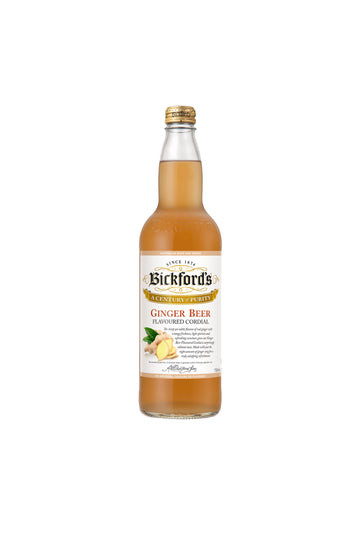 Bickford's Ginger Beer Flavoured Cordial 750 ML