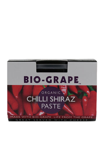 Bio Grape Organic Chilli Shiraz Paste 150 G