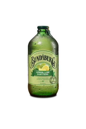 Bundaberg Lemon Lime & Bitters 375 ML